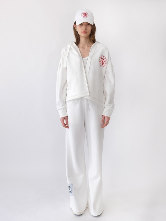DREAM HOODIE TRAINING SET_WHITE