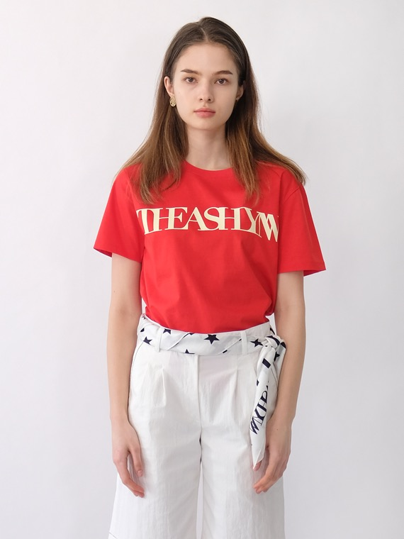 ASHLYNN PREMIUM LOGO T RETRO COLORS (3 COLORS)
