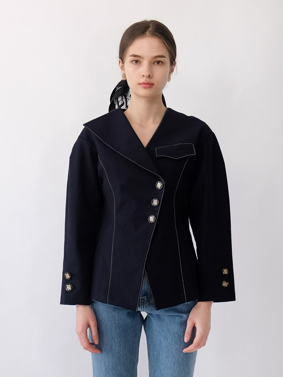 LAURA COTTON JACKET